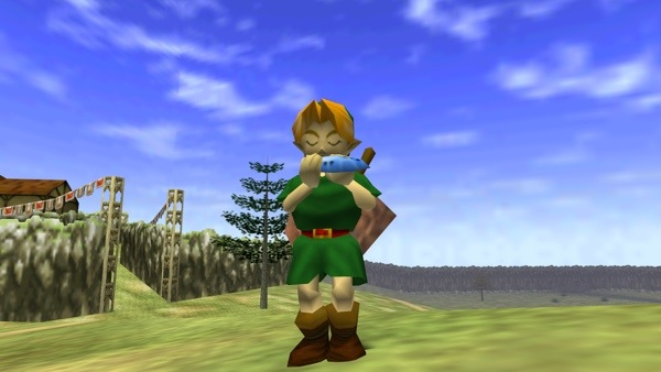 Game Review The Legend Of Zelda Ocarina Of Time N64