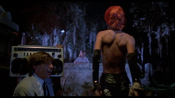 Linnea Quigley As Our Beloved Little Trash In Return Of The Living Dead