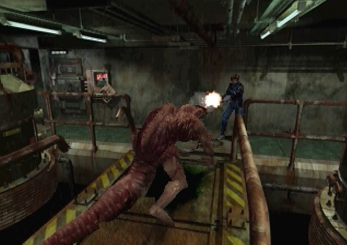 Game Review Resident Evil 2 Ps1 Games Brrraaains A Head Banging Life