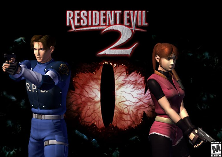 Game Review: Resident Evil 2 (PS1) - Games, Brrraaains & A Head