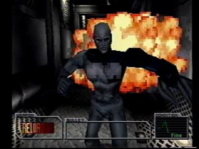 Game Review Resident Evil Survivor Ps1 Games Brrraaains A
