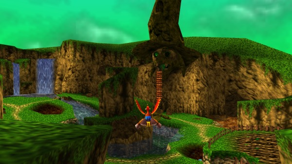 Banjo Tooie - Spiral Mountain