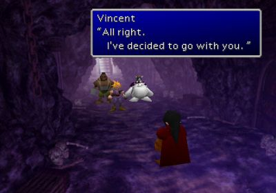 FFVII_Vincent_Joins