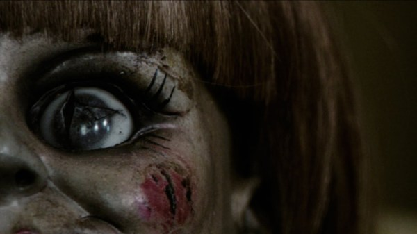 Annabelle Eye