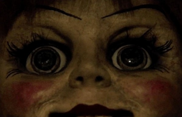 Annabelle Eyes
