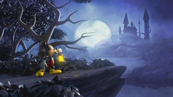Castle - Mickey
