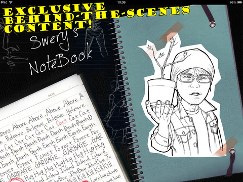 DP - Swery Notebook