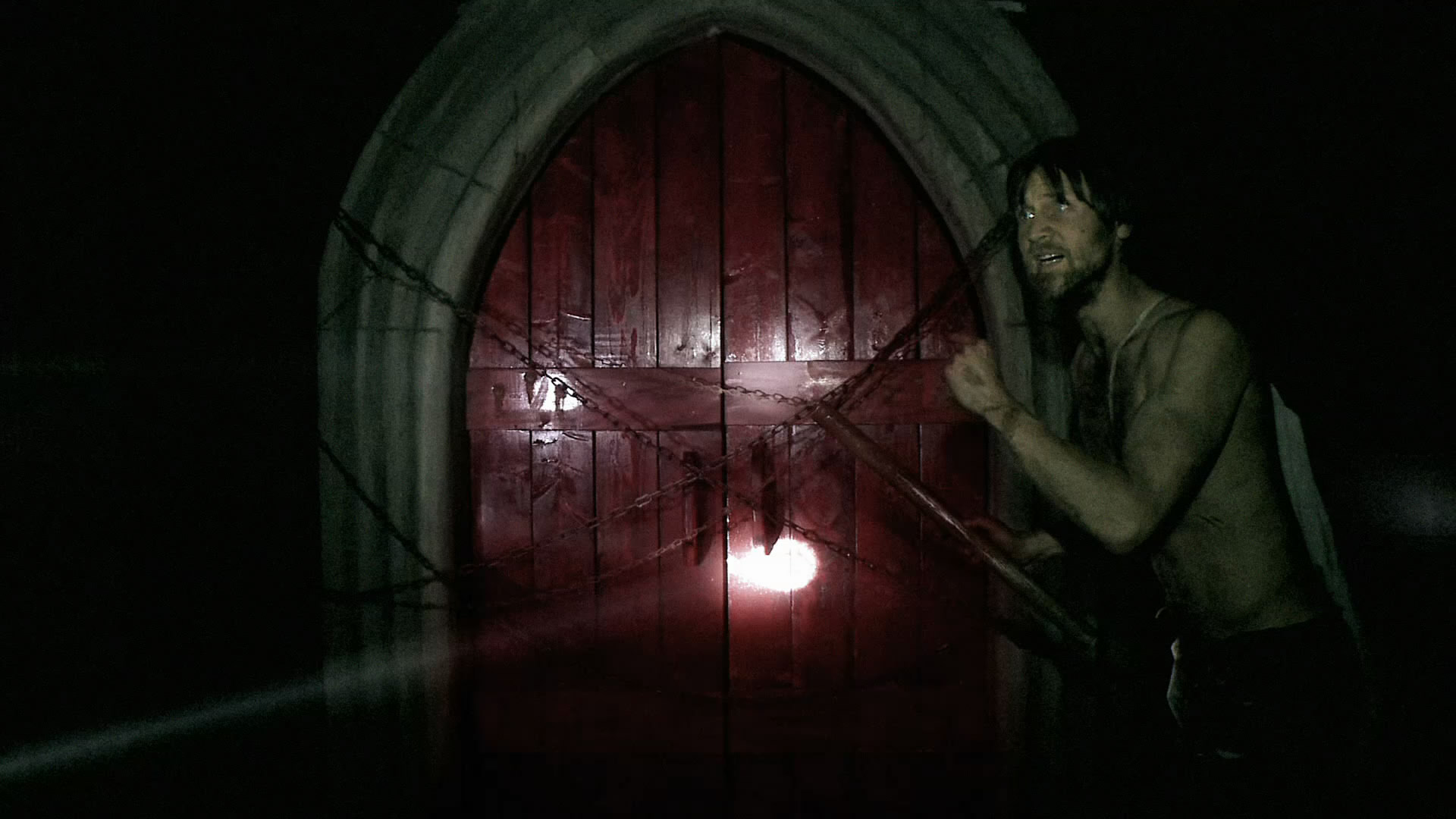 Horror Movie Review Grave Encounters 2 2012 Games Brrraaains