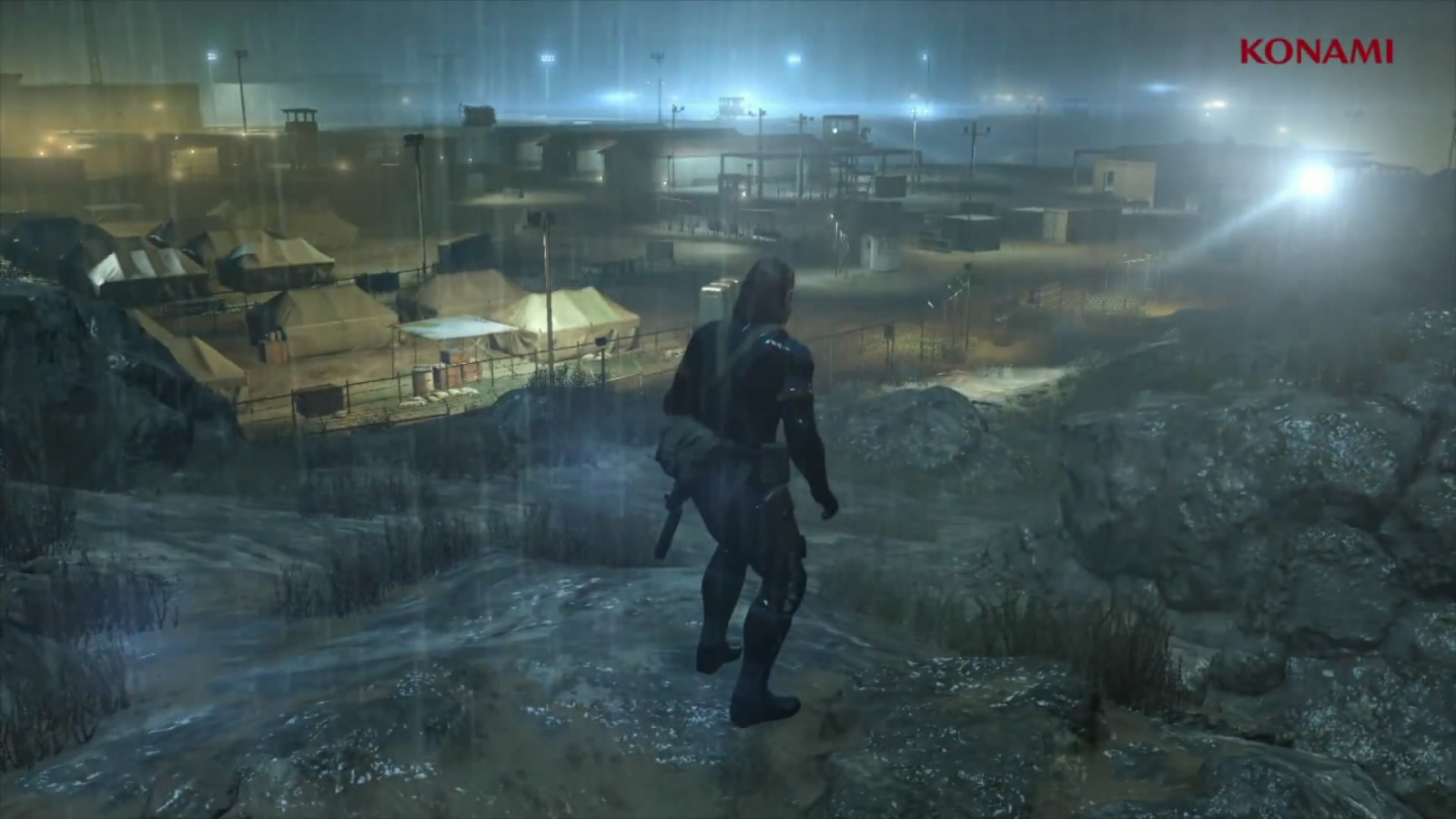 how to get guards attention metal gear solid 5