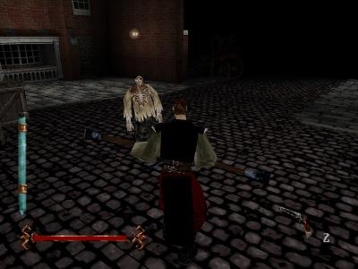 Nightmare Creatures - Zombie 2