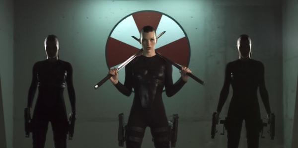 Resident Evil Afterlife - Alices