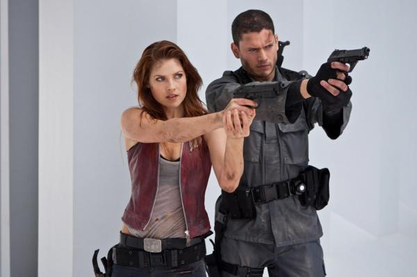 Resident Evil Afterlife - Chris
