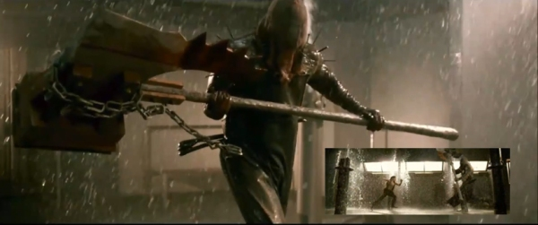 Resident Evil Afterlife - Shower 3D