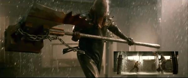 Resident Evil Afterlife - Shower 3D