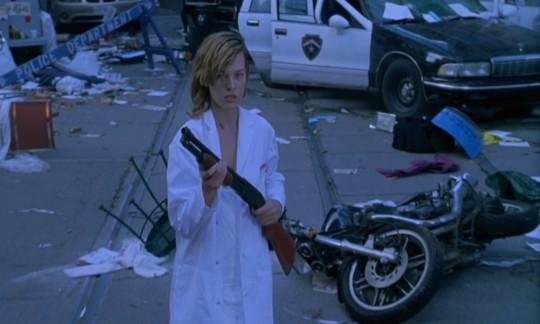 Resident Evil - End
