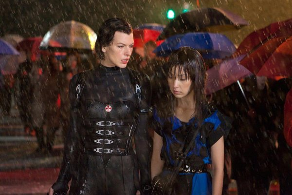 Resident Evil Retribution - Hong Kong Outbreak