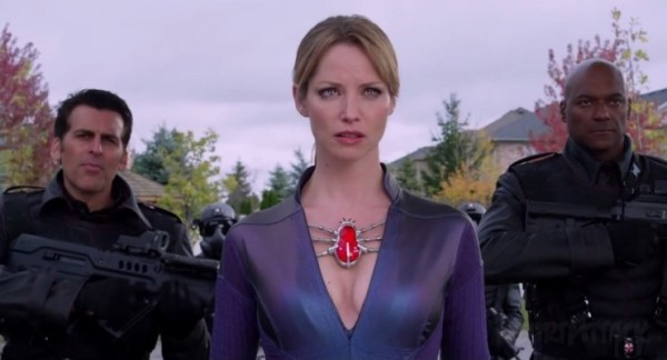 Resident Evil Retribution - Jill & Clones