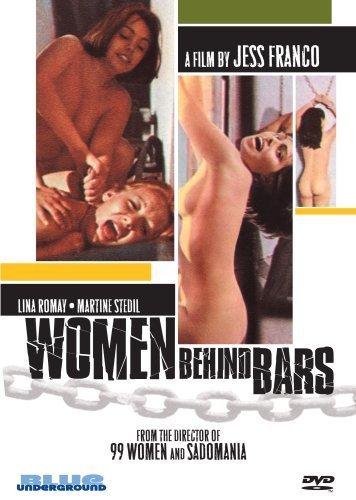 Woman Behind Bars
