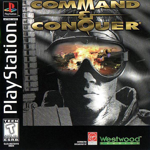 Command & Conquer [NOD Disc] [U] [SLUS-00410]-front