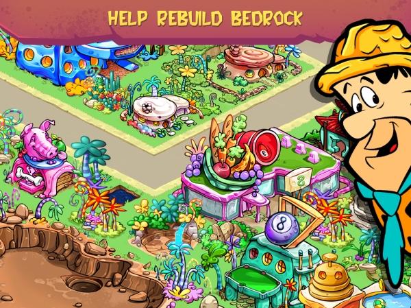 Rebuild Bedrock
