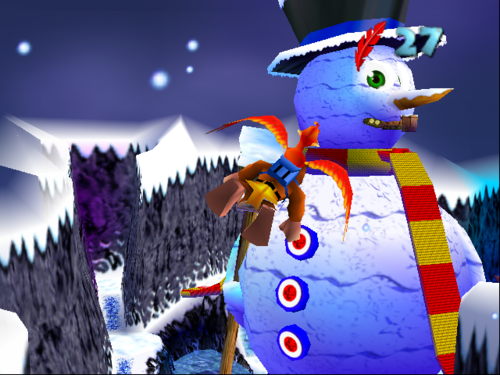Top Christmas Themed Games Levels DLC Games Brrraaains - 18 creepy horror snowmen will take winter next level