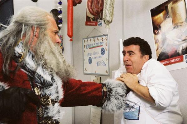 Santa Killing