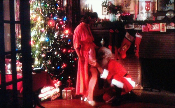 Santa & Mum