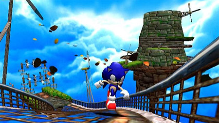 Sonic Level 1
