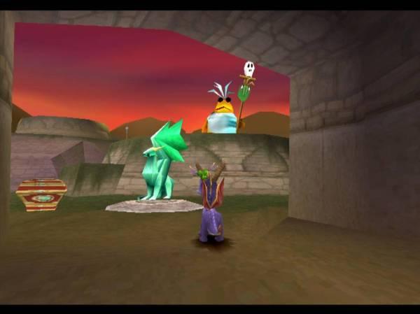 Spyro Boss