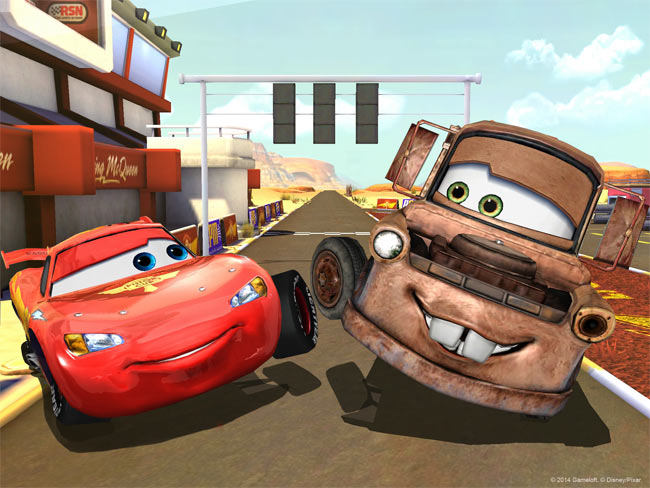 Game Review Cars Fast As Lightning Mobile Free To Play Games