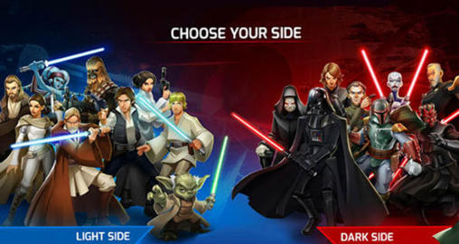 Chose your side