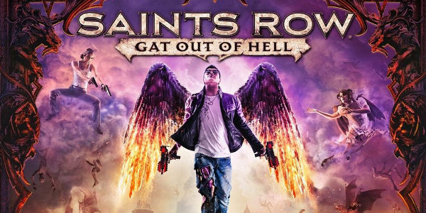 Gat Out of Hell Cover