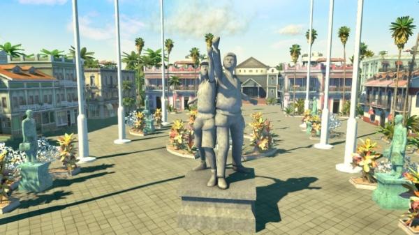 Tropico 4 End Pic