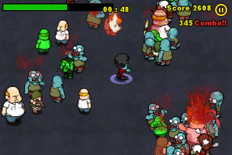 Zombies - 3