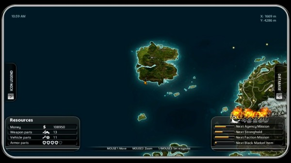Just Cause Lost Island 1
