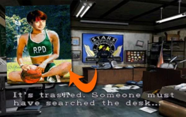 Resident Evil 2 Chambers