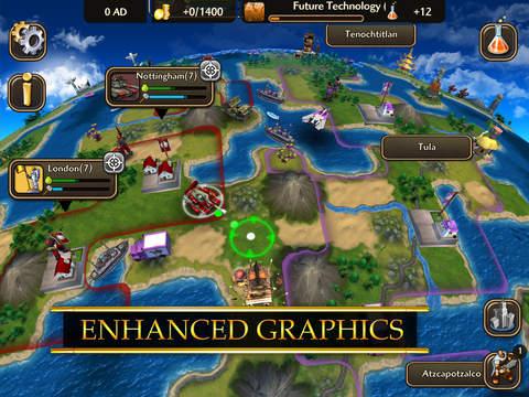 Civ Rev - Enhanced Graphics