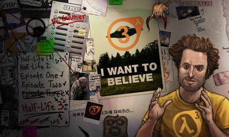 Half-Life 3 concept