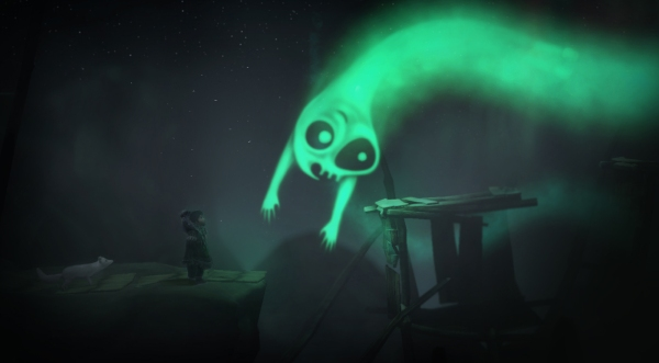 Never Alone - Green Thing