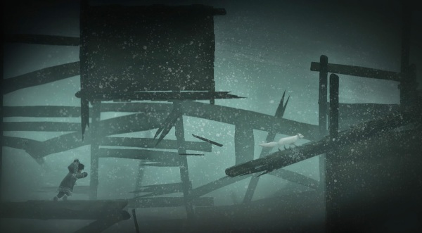 Never Alone - Puzzles