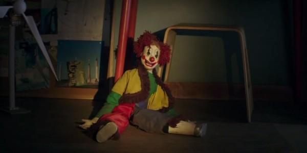 Poltergeist Clown Alive