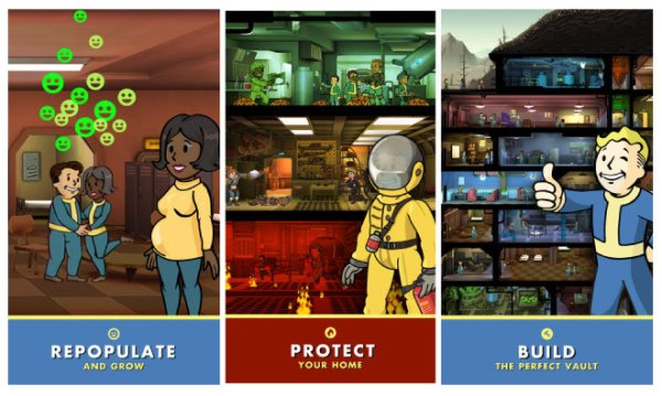 Fallout Shelter Info
