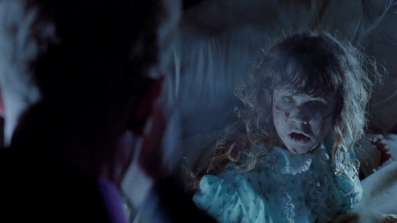 The exorcist movie pictures