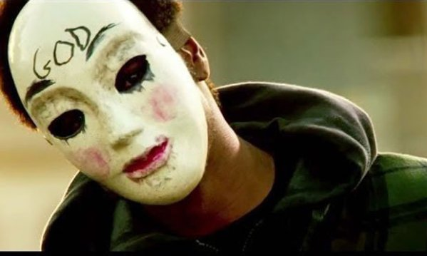 The Purge 2 God Mask
