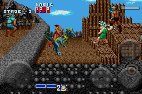 Golden Axe 1