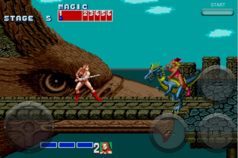 Golden Axe 4