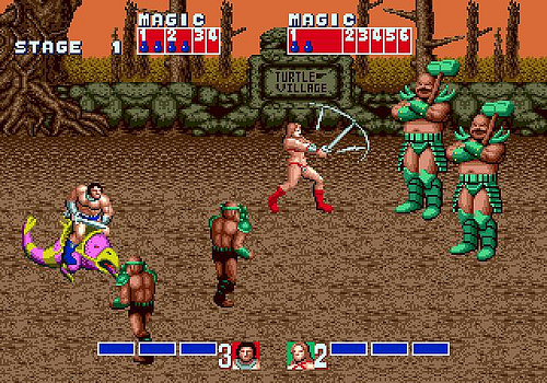 Golden Axe 5