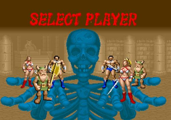 Golden Axe 6