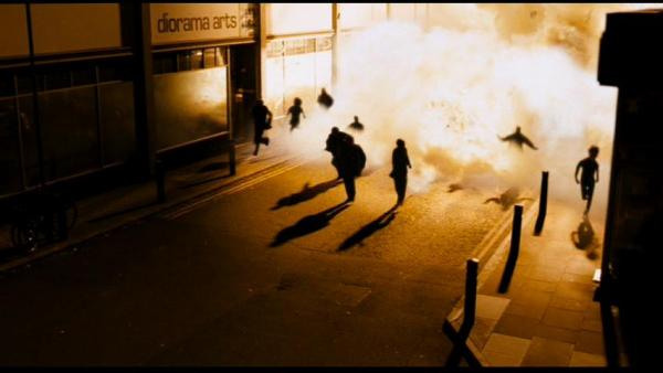 28 Weeks Later Firebombing
