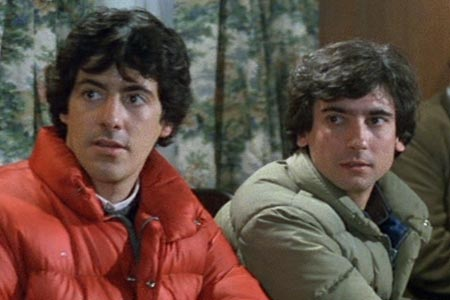 An American Werewolf in London - David & Jack